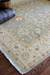 Classic oriental green/ivory wool area rug, 'Hammond' - Classic Oriental Green/Ivory Wool Area Rug (image 2d) thumbail