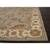 Classic oriental gray/ivory wool area rug, 'Stone Orient' - Classic Oriental Gray/Ivory Wool Area Rug (image 2b) thumbail