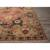 Classic oriental terracotta/charcoal wool area rug, 'Joan' - Classic Oriental Terracotta/Charcoal Wool Area Rug (image 2b) thumbail