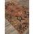 Classic oriental terracotta/charcoal wool area rug, 'Joan' - Classic Oriental Terracotta/Charcoal Wool Area Rug (image 2c) thumbail