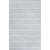 Flat-weave stripe blue/ivory wool area rug, 'Tersa' - Flat-Weave Stripe Blue/Ivory Wool Area Rug thumbail