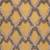 Modern geometric yellow/gold wool area rug, 'Golden Plumage' - Modern Geometric Yellow/Gold Wool Area Rug (image 2e) thumbail