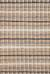 Jute and cotton area rug, 'Gale' - Hand Woven Jute and Recycled Cotton Taupe Grey Area Rug thumbail