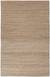 Jute blend area rug, 'Bizet' - Natural Jute and Rayon Hand Loomed Area Rug thumbail