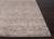 Wool and rayon chenille blend area rug, 'Centra' - Hand Woven Wool and Rayon Area Rug in Solid Taupe/ Ivory (image 2b) thumbail