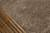 Shag solid ivory/brown wool and polyester area rug, 'Davida' - Shag Solid Ivory/Brown Wool and Polyester Area Rug (image 2d) thumbail