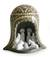 Stone nativity scene, 'Christmas is Peace' - Stone Nativity Sculpture thumbail