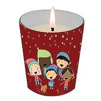 The Season in Song Unicef Candle - Unicef Candle