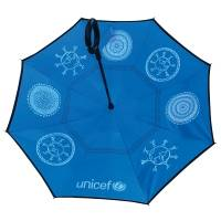 Unicef Handy Umbrella - Stay Dry Durable Everyday Accessory