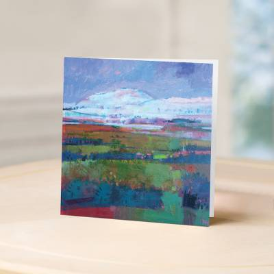 Winter Lomonds Christmas Card Set of 10, 'Winter Lomonds' - Unicef Charity Christmas Cards