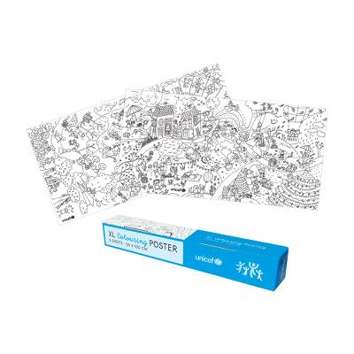 UNICEF Colouring Sheets - Hours of Fun Colouring Sheets
