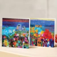 UNICEF everyday cards, 'Scottish Landmarks' (set of 10) - Unicef Charity Greeting Cards