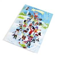 Unicef Inspired Gifts Advent Calendar - Inspired Gifts Advent calendar
