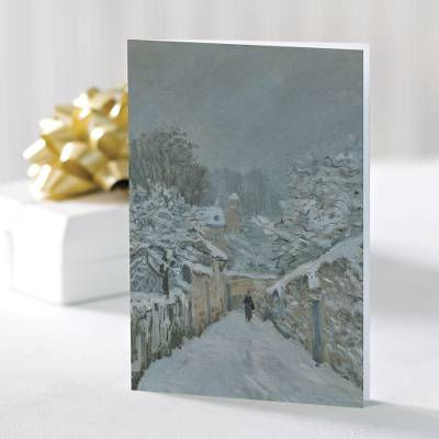 Unicef Charity Christmas Cards (Set of 10), 'Fine Art Impressionist' - Unicef Charity Christmas Cards (Set of 10)