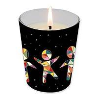 UNICEF 2018 Christmas Candle, 'Chasing Dreams' - UNICEF 2018 Christmas Candle in UNICEF-Branded Box