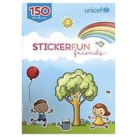 UNICEF Year-Round Sticker Book - UNICEF Year-Round Sticker Book