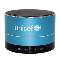 UNICEF Bluetooth Speaker - UNICEF Bluetooth Speaker