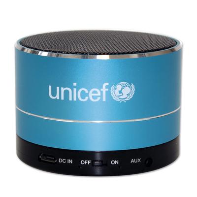 UNICEF Bluetooth Speaker - UNICEF Wireless Speaker