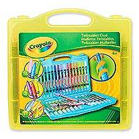 Crayola Twistables Case - Yellow - Crayola Twistables Crayon set