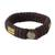 Men's wristband bracelet, 'Song of Africa' - Men's wristband bracelet (image 2b) thumbail