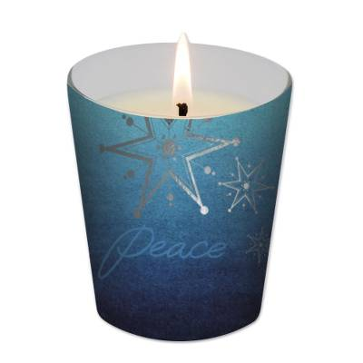 UNICEF holiday candle, 'Wish Upon a Star' - UNICEF Holiday Candle