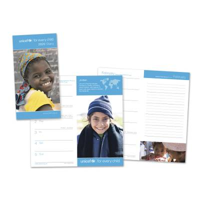 UNICEF 2020 pocket diary - UNICEF 2020 pocket diary
