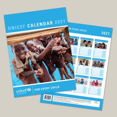 UNICEF UK Photo Calendar - UNICEF UK Photo Calendar
