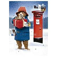Paddington™ Advent Calendar (Snow Scene) - Paddington Advent Calendar