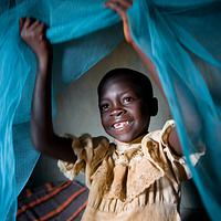 Mosquito nets to protect 9 families  - Mosquito nets to protect nine families from malaria