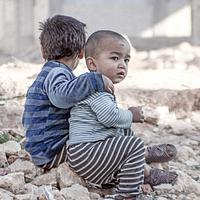 Emergency gift for Syrian children - Gift of emergency supplies to help Syrian children