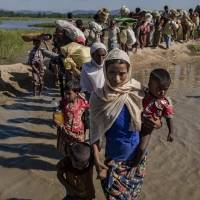 Emergency gift for Rohingya children - Emergency supplies to protect Rohingya children in danger