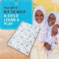 A kit to help a child learn and play - A kit to help a child learn and play