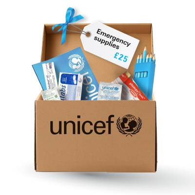 Gift of Emergency Supplies - Gift of Emergency Supplies