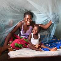 Mosquito nets to protect nine families from malaria - Mosquito nets to protect nine families from malaria