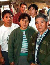 Yurivilca Family
