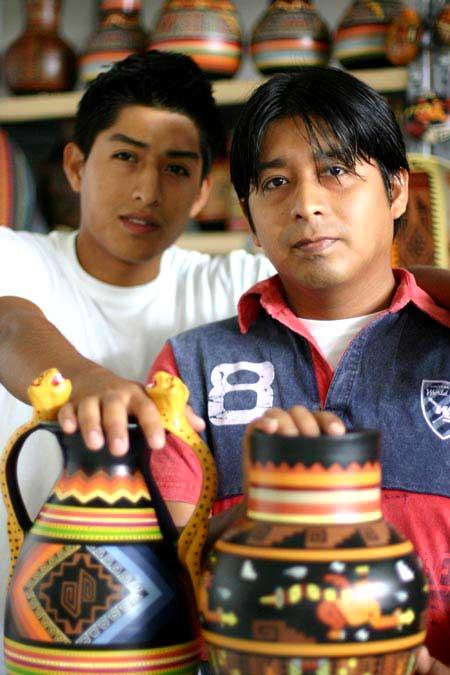 Rolando and Luis