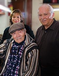 Teodoro Melendez and Family