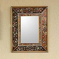 Mirror, 'Golden Coat of Arms' - Mirror