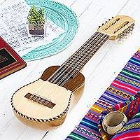Wood charango guitar, 'Andean Song'