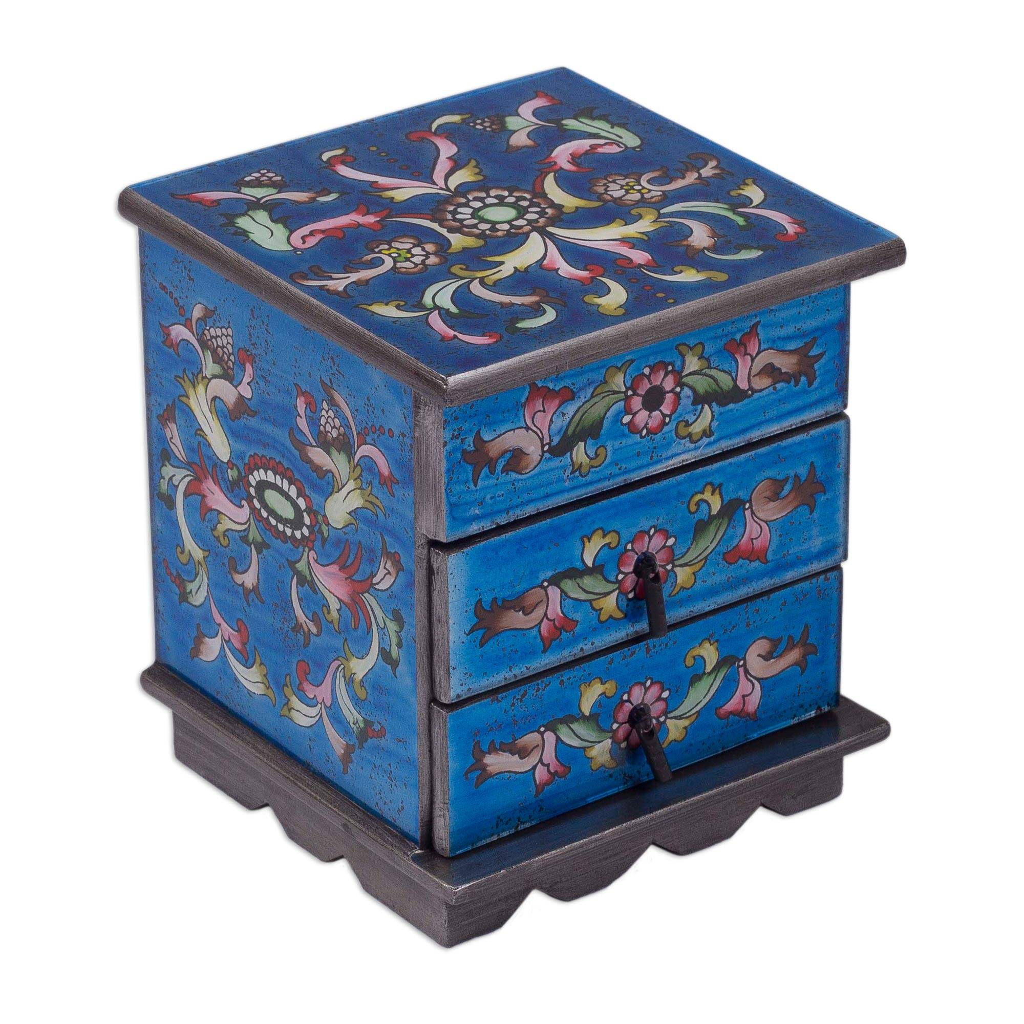 JEWELRY BOXES - Unique artisan-crafted jewelry boxes at NOVICA
