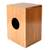 Wood mini-cajon drum, 'Harvest Beat' - Hand Crafted Wood Minicajon Drum Peruvian Percussion thumbail