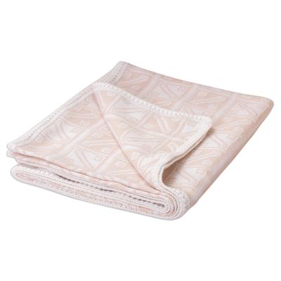 Artisan Crafted Alpaca Blanket