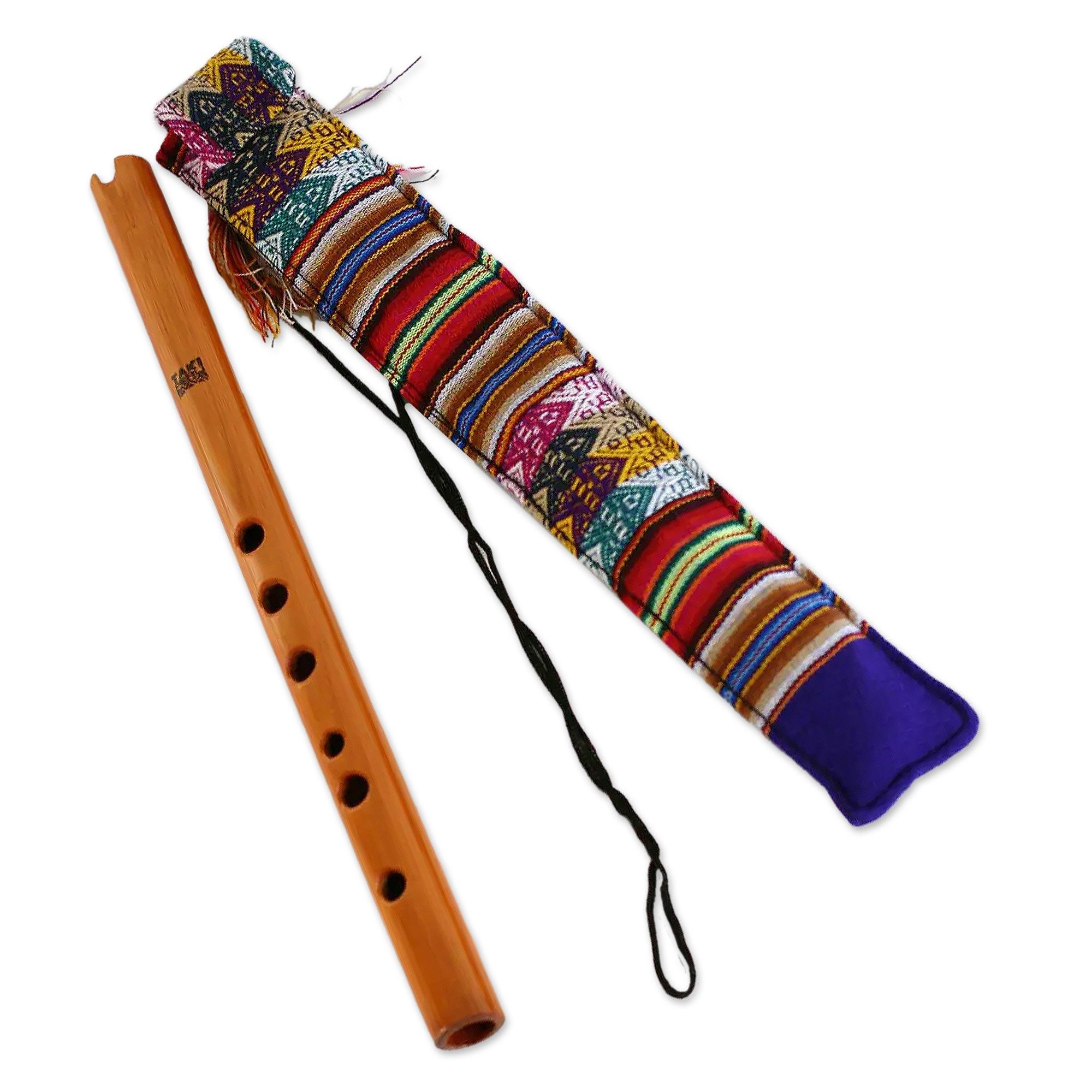 Peruvian Musical Instruments at NOVICA