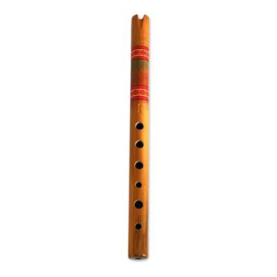 Wood quena flute, 'Peace Flute' - Wood Quena Flute Wind Instrument