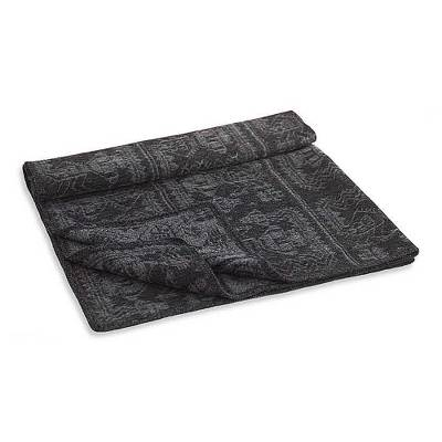Alpaca blend throw blanket, 'Paracas Mist' (small) - Fair Trade Alpaca Wool Blend Throw Blanket (Small)