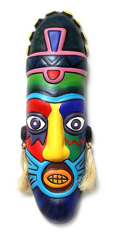 Handcrafted Ceramic Mask