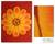 Wool tapestry, 'Andean Sunflower' - Wool Tapestry Red Wall Hanging (image 2) thumbail