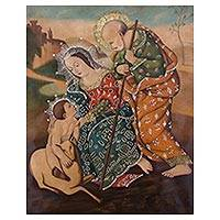 'The Holy Family' (2009)