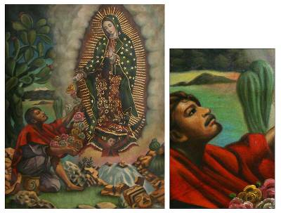 Our Lady Of Guadalupe Novica