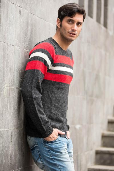 Mens Alpaca Sweaters Cardigans, Pullovers, Vests